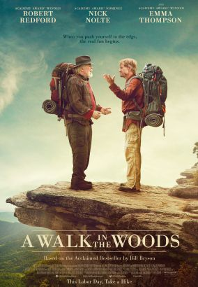 A walk in the woods / Broad Green Pictures presents &#59; a Route One Films presentation in association with Union Investment Partners &#59; a Wildwoo