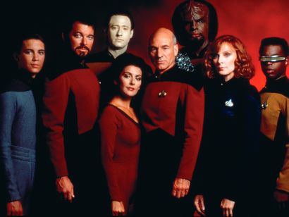 Star Trek: The Next Generation [TV Series]