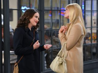 2 Broke Girls: And the Candy Manwich