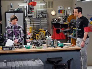 The Big Bang Theory: The Hawking Excitation