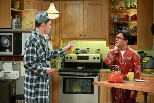 The Big Bang Theory: The Pulled Groin Extrapolation