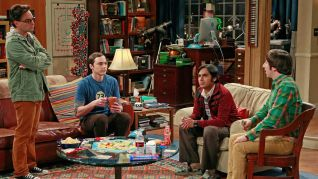 The Big Bang Theory: The Speckerman Recurrance