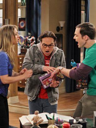 The Big Bang Theory: The Transporter Malfunction