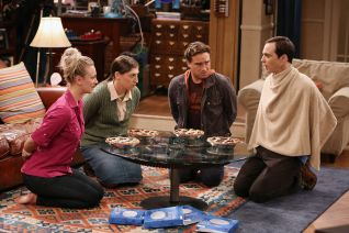 The Big Bang Theory: The Re-Entry Minimization