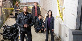 Criminal Minds: Suspect Behavior [TV Series]
