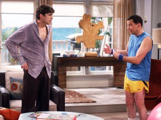 Two and a Half Men: Mr. Hose Says,