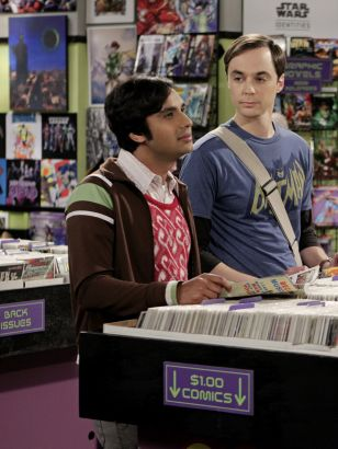 The Big Bang Theory: The Date Night Variable