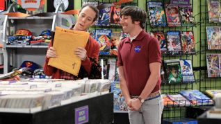 The Big Bang Theory: The Holographic Excitation