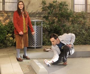 The Big Bang Theory: The Parking Spot Escalation