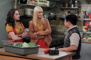 2 Broke Girls: And the Three Boys With Wood