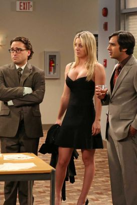 The Big Bang Theory: The Tenure Turbulence