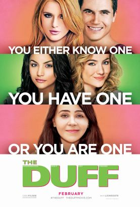 The duff / CBS Films presents &#59; a Wonderland Sound and Vision/Vast Entertainment production &#59; producers, McG, Mary Viola, Susan Cartsonis &#59