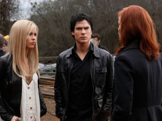The Vampire Diaries: Break On Through