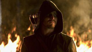 Arrow: Burned