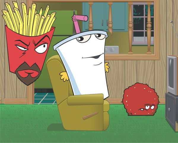 Wives true-life And if the aqua teen