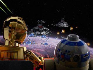 LEGO Star Wars: The Padawan Menace