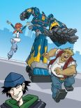 Megas XLR [Animated TV Series]