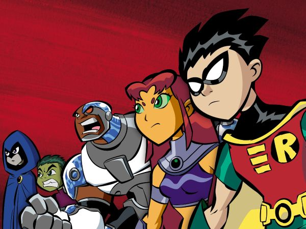 Teen Titans Employee Of The Month 45