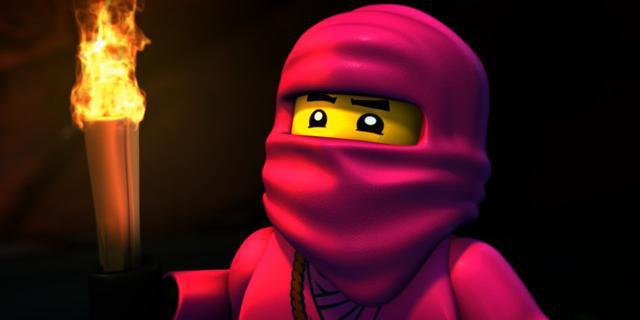 LEGO Ninjago: Masters of Spinjitzu: Can of Worms