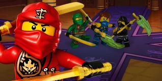 LEGO Ninjago: Masters of Spinjitzu [Animated TV Series]