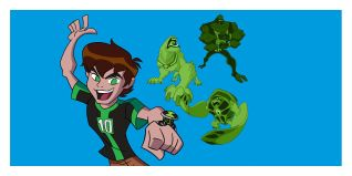Ben 10: Omniverse [Animated TV Series]