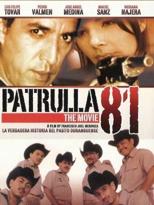 Patrulla 81: The Movie