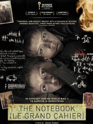 the notebook 2013 janos szasz synopsis