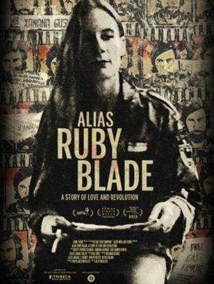 Alias Ruby Blade: A Story of Love and Revolution
