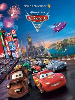Cars 2 [videorecording]