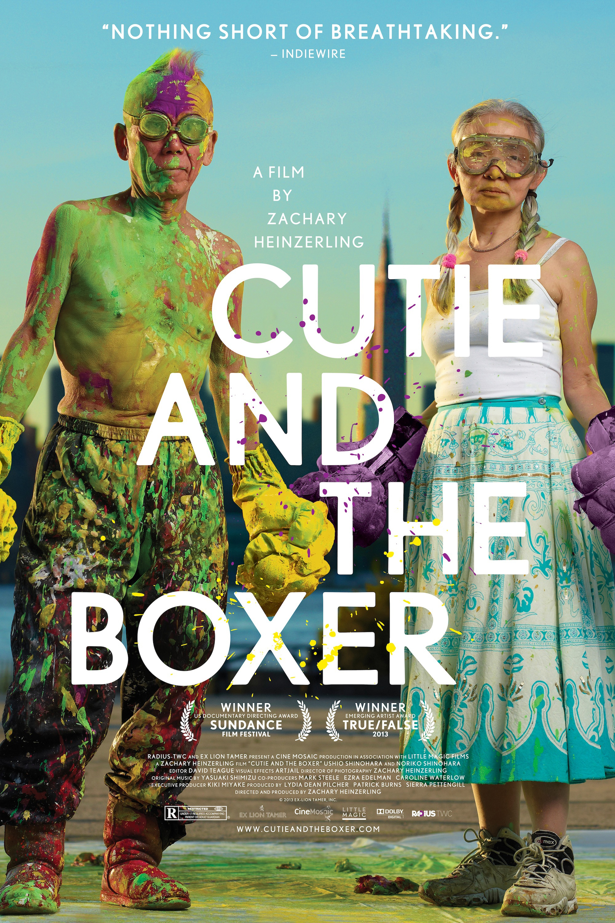 Cutie and the boxer / [directed by Zachary Heinzerling].