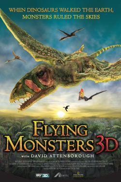 Flying Monsters 3D