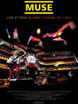Muse at the Olympic Stadium, Rome