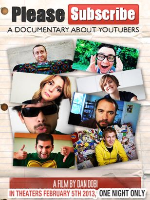 Please Subscribe: A Documentary About Youtubers