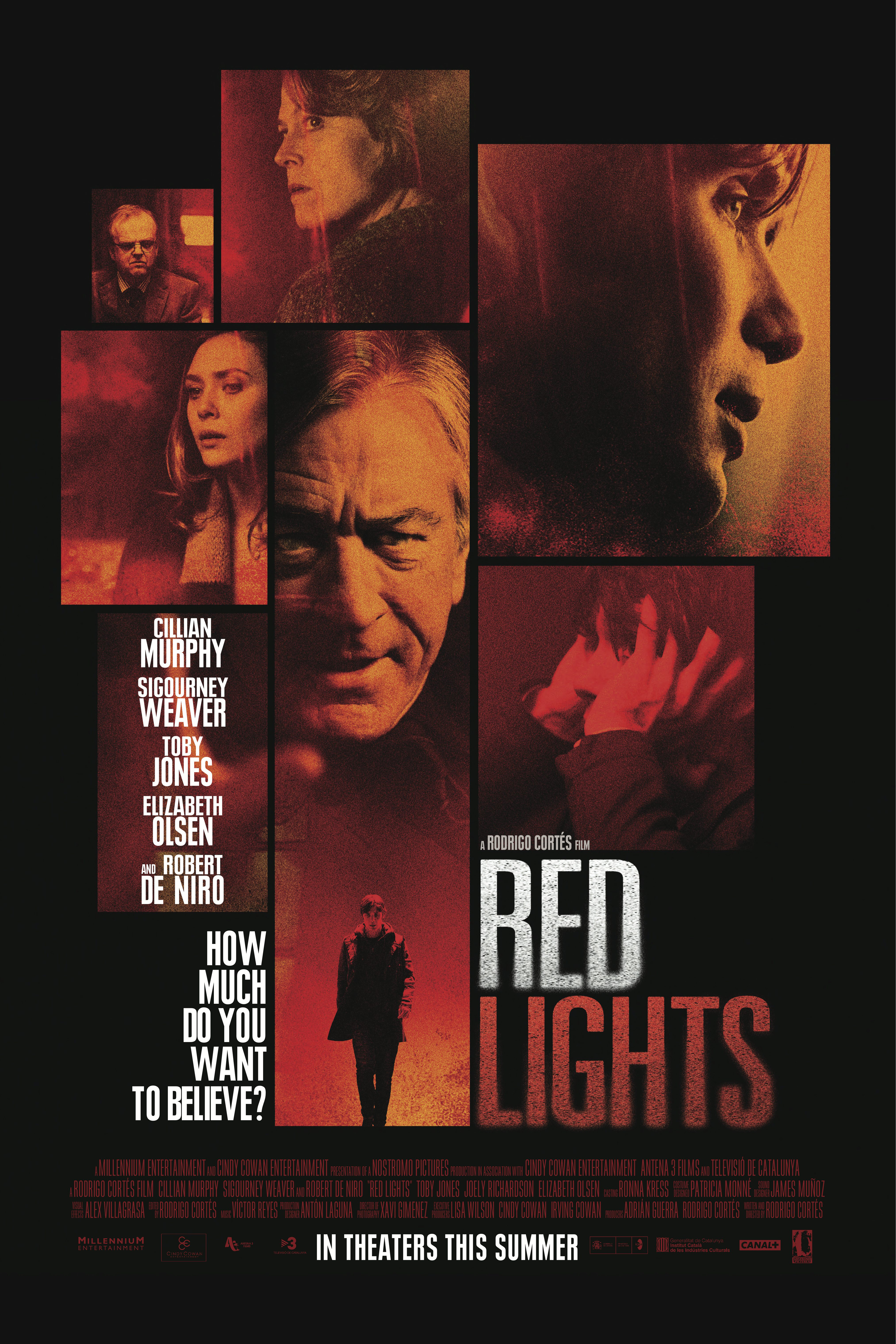 most visited. 1. Red Lights