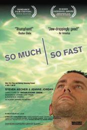 So Much So Fast - Stephen Heywood (DVD) UPC: 689076223263