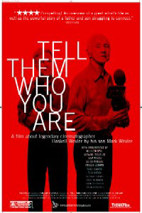 Tell Them Who You Are