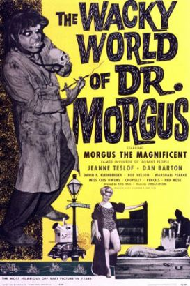The Wacky World of Dr. Morgus