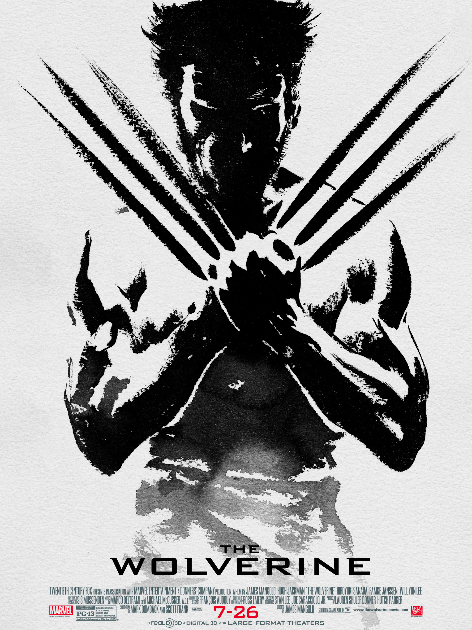 The Wolverine / Twentieth Century Fox presents in association with Marvel Entertainment &#59; a Donners