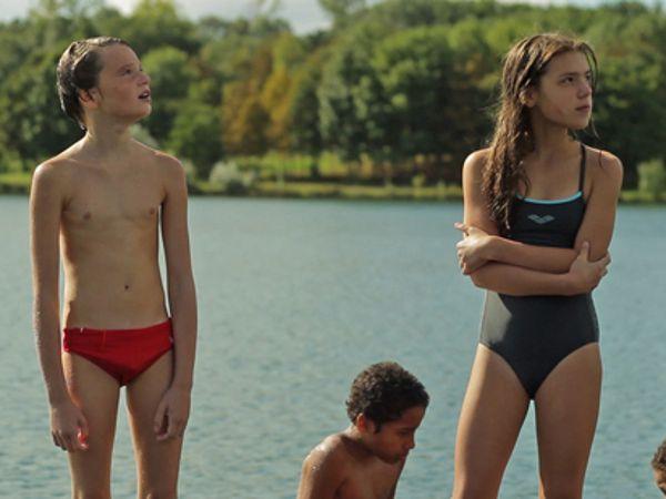 Девочка или мальчик Французский фильм Девчонка-сорванец не только поднимает