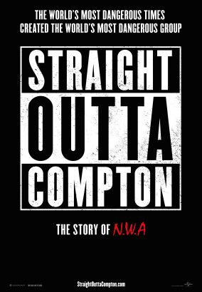 Straight outta Compton / Universal Pictures and Legendary Pictures present in association with New Line Cinema/Cubevision/Crucial Films a Broken Chair