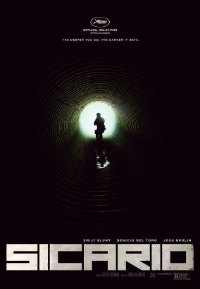 Sicario / Lionsgate and Black Label Media present &#59; a Thunder Road Production &#59; a Denis Villeneuve film &#59; produced by Basil Iwanyk, Edward