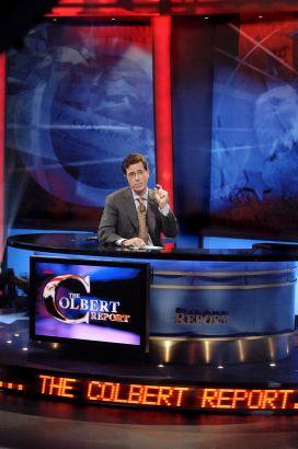 The Colbert Report [TV Series]
