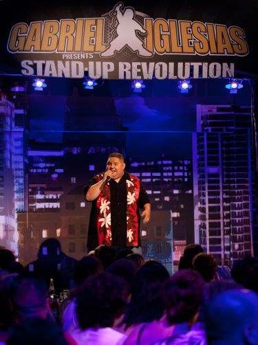 gabriel iglesias biography movie highlights and photos. Black Bedroom Furniture Sets. Home Design Ideas