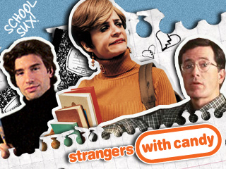 Strangers With Candy [TV Series]