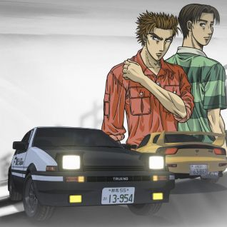 Initial D [Anime Series]