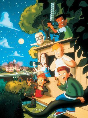 Recess [Animated TV Series]