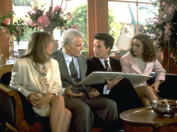 Father Of The Bride 1991 Charles Shyer Synopsis