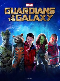 Guardians of the galaxy / Marvel Studios presents &#59; a James Gunn Films &#59; produced by Kevin Feige &#59; written by James Gunn and Nicole Perlma
