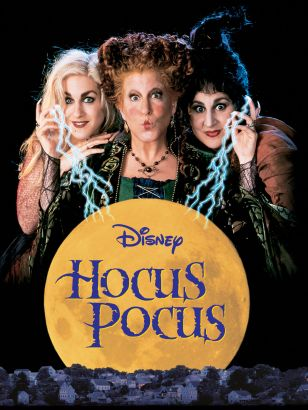 Hocus pocus / Walt Disney Pictures presents &#59; a David Kirschner/Steven Haft production &#59; a Kenny Ortega film &#59; executive producer, Ralph W