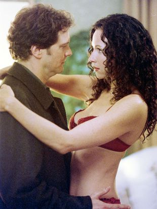 Colin Firth and Minnie Driver